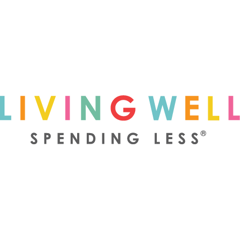 Living Well Spending Less logo