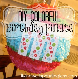 DIY Homemade Pinata | DIY Piñata Instructables | Ways to Make a Piñata | Homemade Piñata | Piñata Tutorial | Easy Crafts | DIY Homemade Decorating