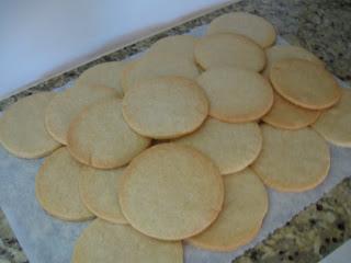Freshly baked sugar cookies are the best!
