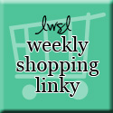 Weekly shopping linky