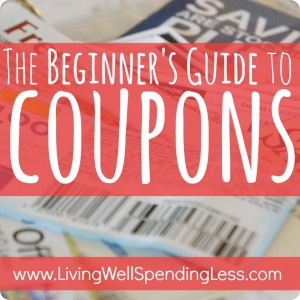 The Beginner's Guide to Coupons--this is seriously the BEST online guide to learning how to extreme coupon! Breaks the whole process down into easy-to-follow baby steps that anyone can learn!