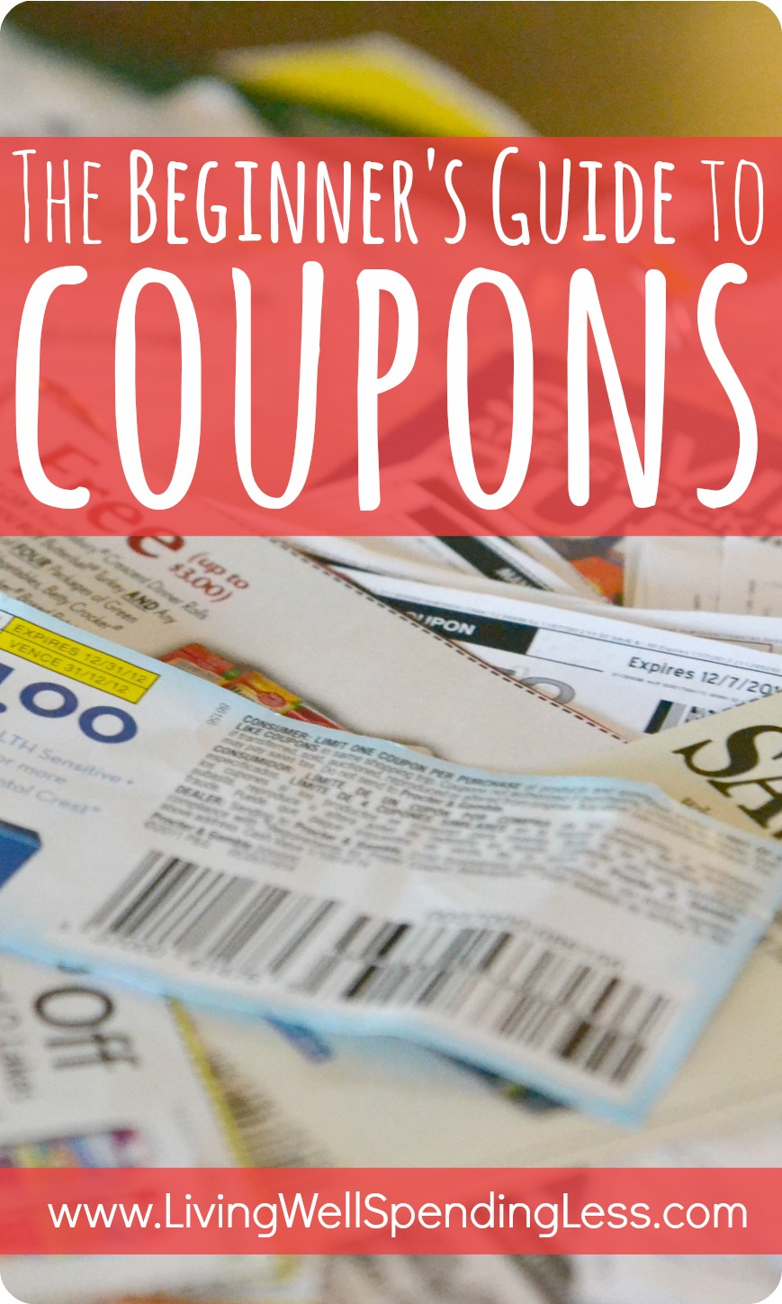 The Beginner's Guide To Coupons. The BEST Free Online Step