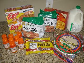 Publix grocery shopping haul.