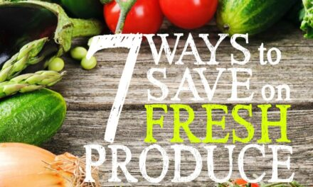 7 Ways to Save on Fresh Produce