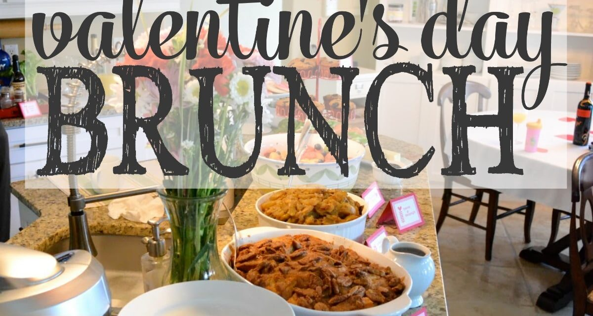 Valentine's Day Brunch