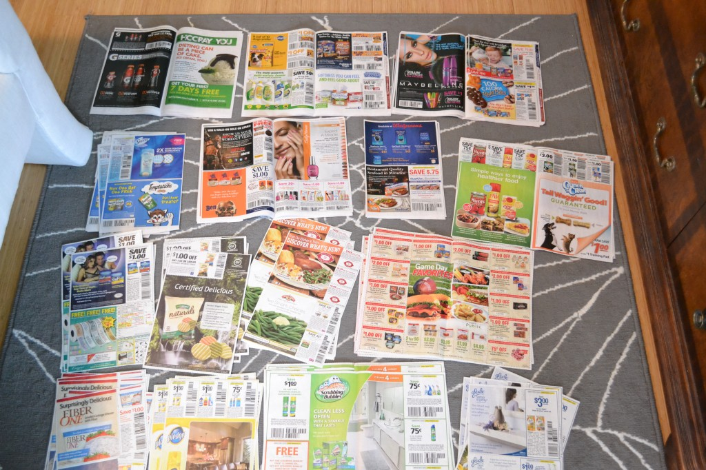 Coupons can get out of hand pretty quickly if you don't have an effective coupon organization method