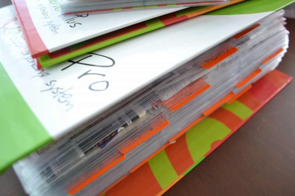 Once you begin a coupon binder, you know you're a couponing pro