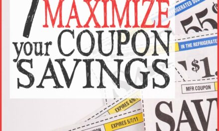 7 Ways to Maximize Your Coupon Savings