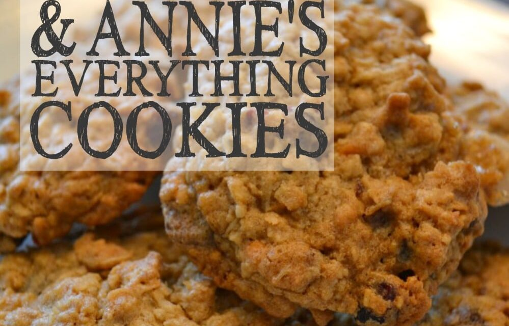 Maggie & Annie's Everything Cookies