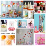 sweet soda shop party inspiration