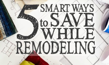 5 Smart Ways to Save When Remodeling