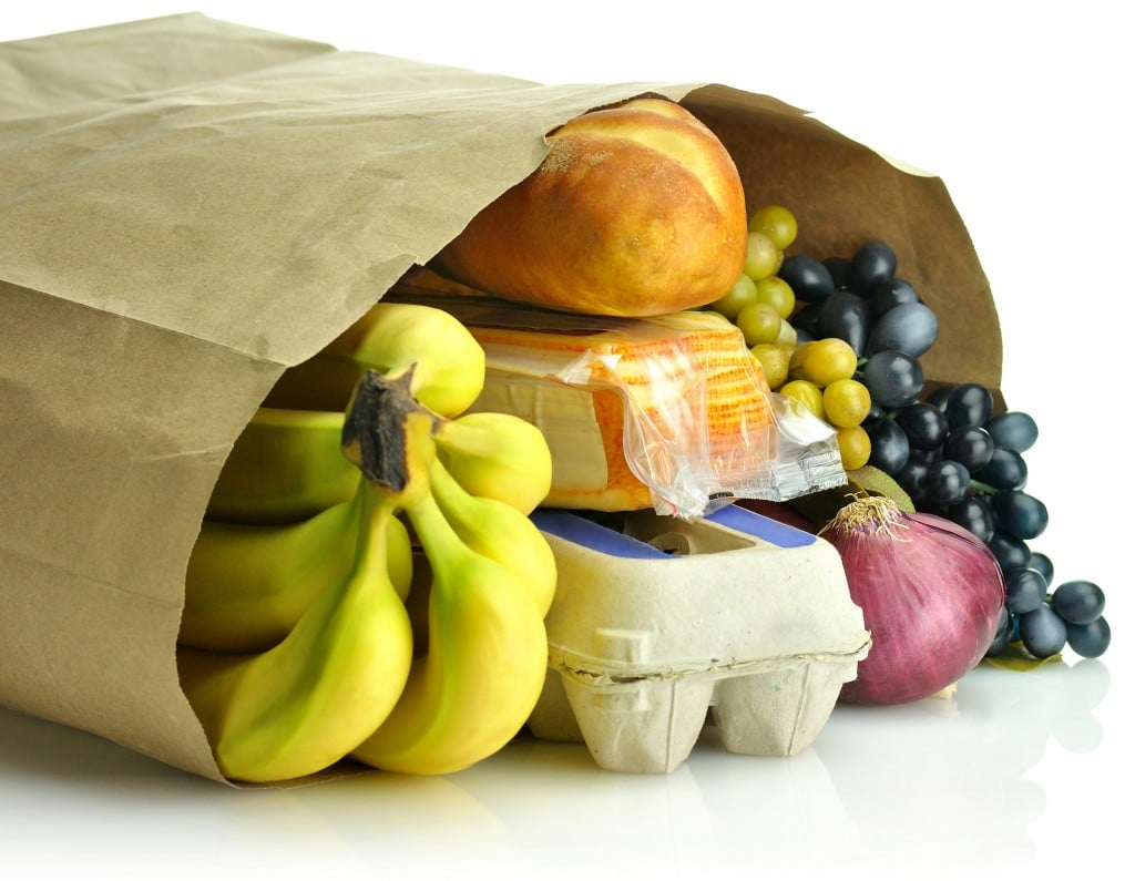 Save money at the grocery store--food can be one of the biggest expenses.