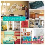 decorating with color inspiration