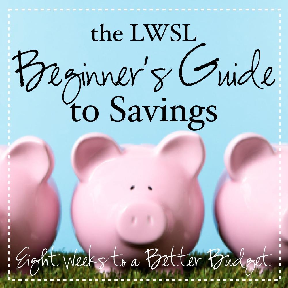 Living Well Spending Less: The Beginner's Guide To Savings