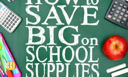How to Save BIG on School Supplies