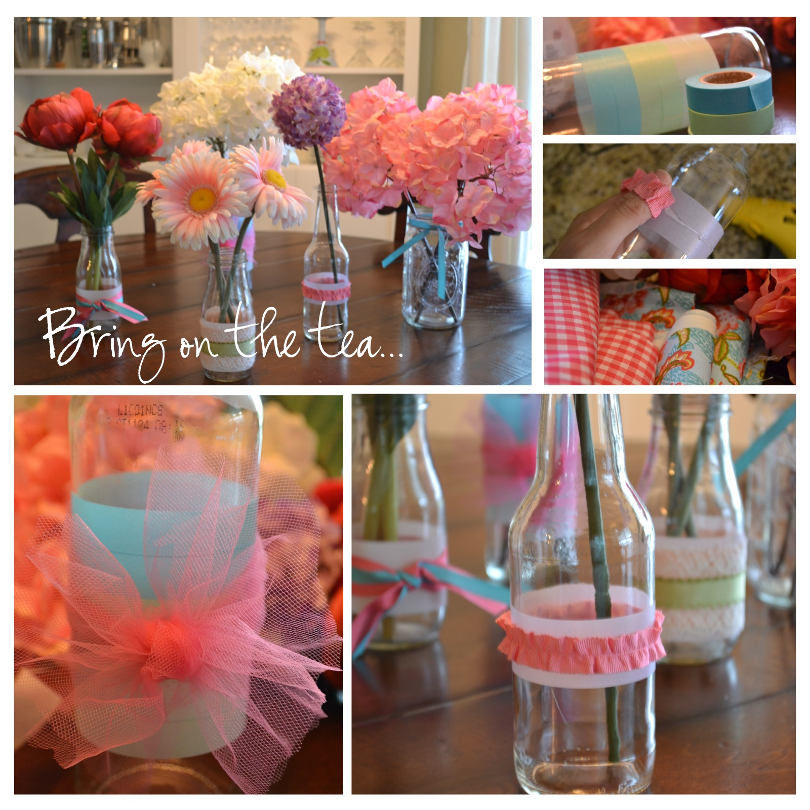 Centerpiece ideas for parties party favors
