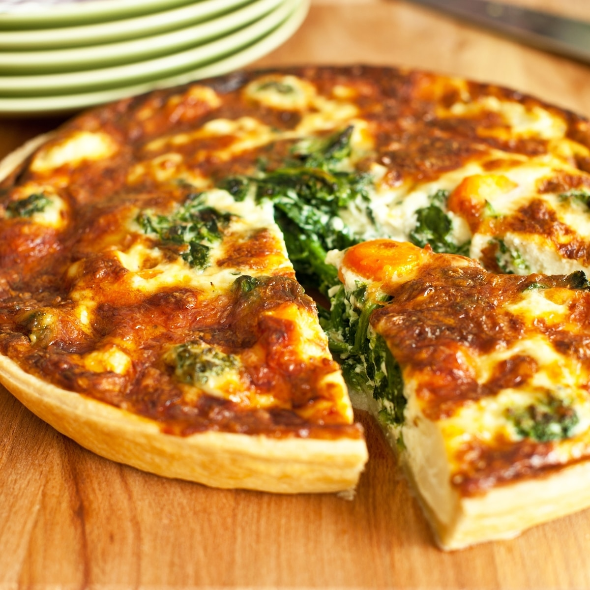 Vegetarian Quiche Easy Vegetarian Quiche Quiche Recipe