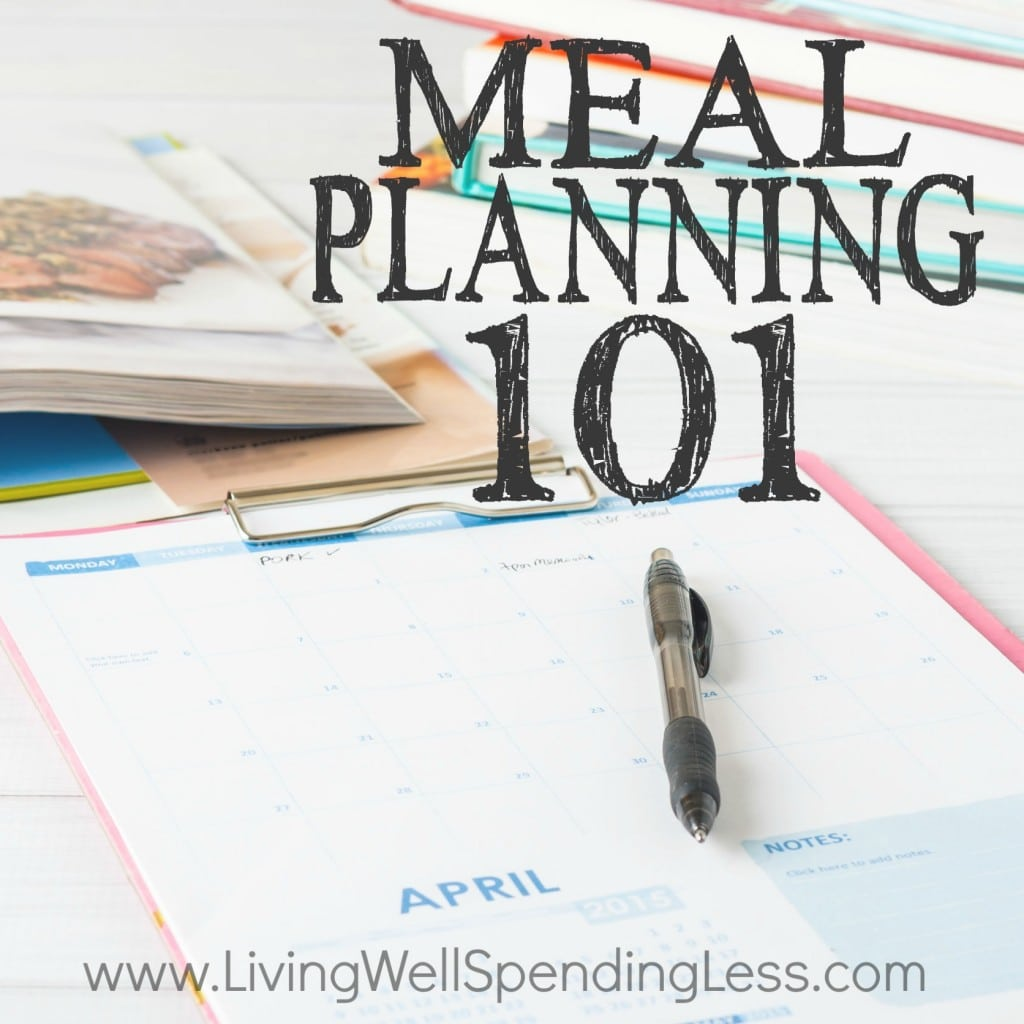 Meal Planning 101 | Freezer Cooking | E-Meals Meal Planning | Good Cheap Eats | Meal Plan That Works | Healthy Meal Planning 101