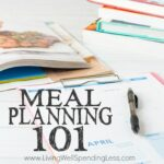 Meal Planning 101 Square 2