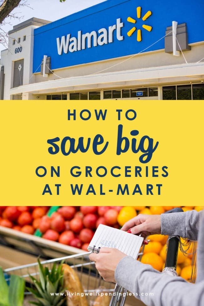 Not everyone has time to shop at 10 different stores each week to get the best deals. Here's how to save time & maximize your coupon savings at Walmart!