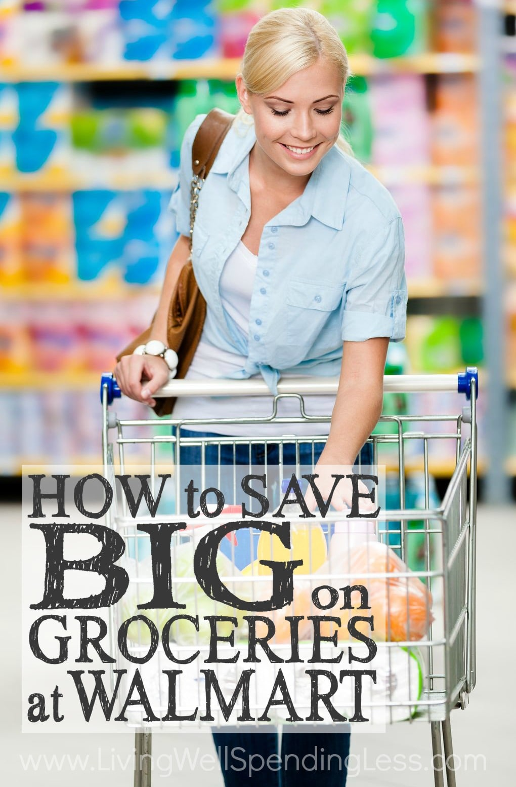 How to spend less on groceries without coupons
