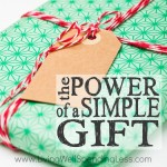 Power of a Simple Gift Square 1