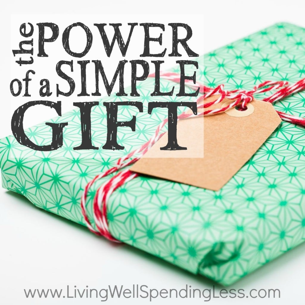 Power of a Simple Gift Square 2