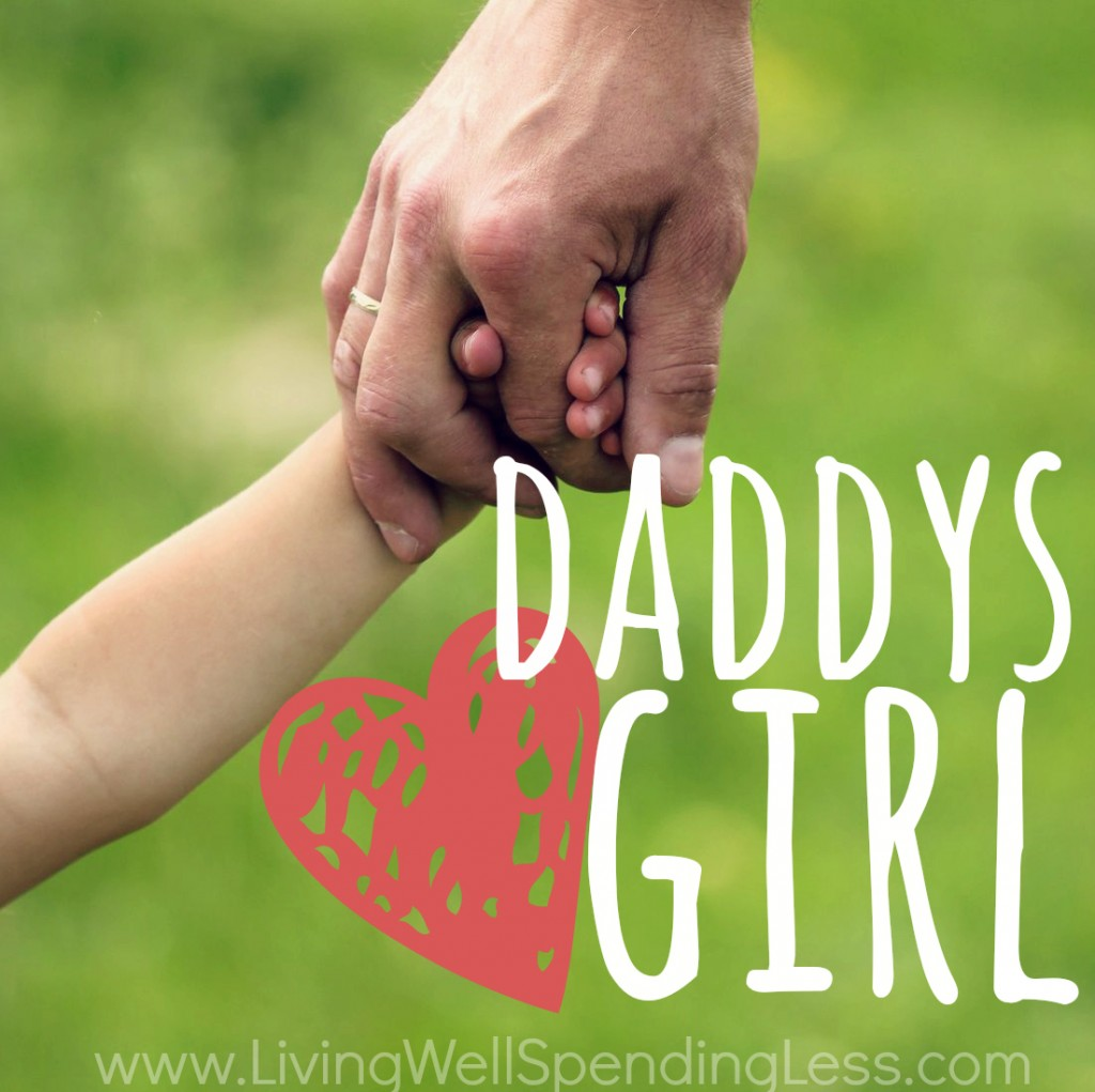 25 Amazing Things About Being A Daddy's Girl