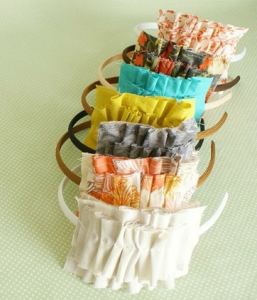 These Gussy headbands are adorable!