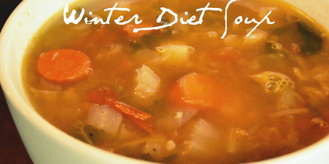 Winter Diet Soup