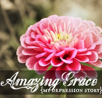 Amazing Grace--one woman's incredible story of trauma, depression, falling from grace, and ultimately, redemption