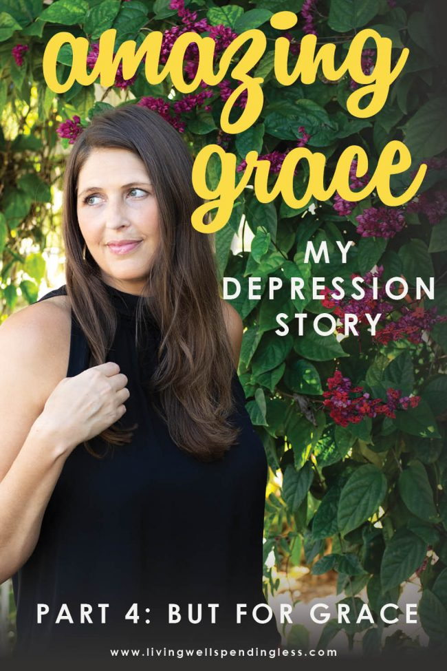 Amazing Grace--Ruth Soukup's incredible, inspiring story of childhood trauma, depression, self-destruction, and ultimately, redemption.
