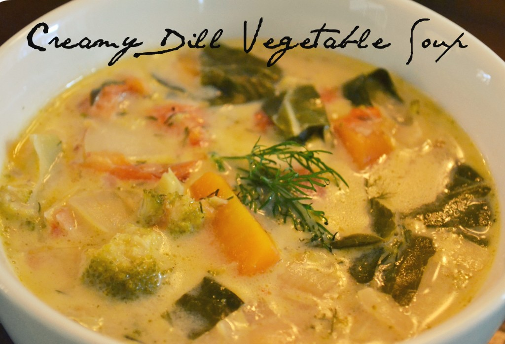 Creamy Dill Vegetable Soup Recipe | How to Make Vegetable Soup | Cream of Vegetable Soup with Dill Recipe | Vegetable Dill Soup Recipe | Vegetable Soup Recipe | Creamy Veggie Soup