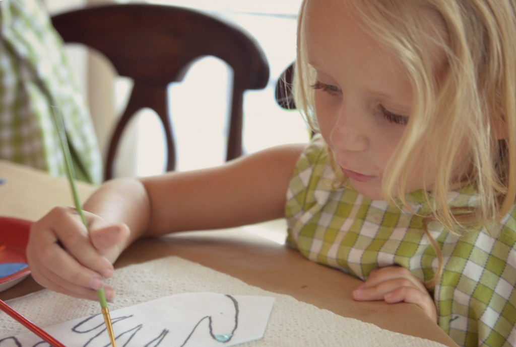 Your kids will love to get hands-on when making a special gift for their fathers