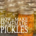How to Make Homemade Pickles Square 1