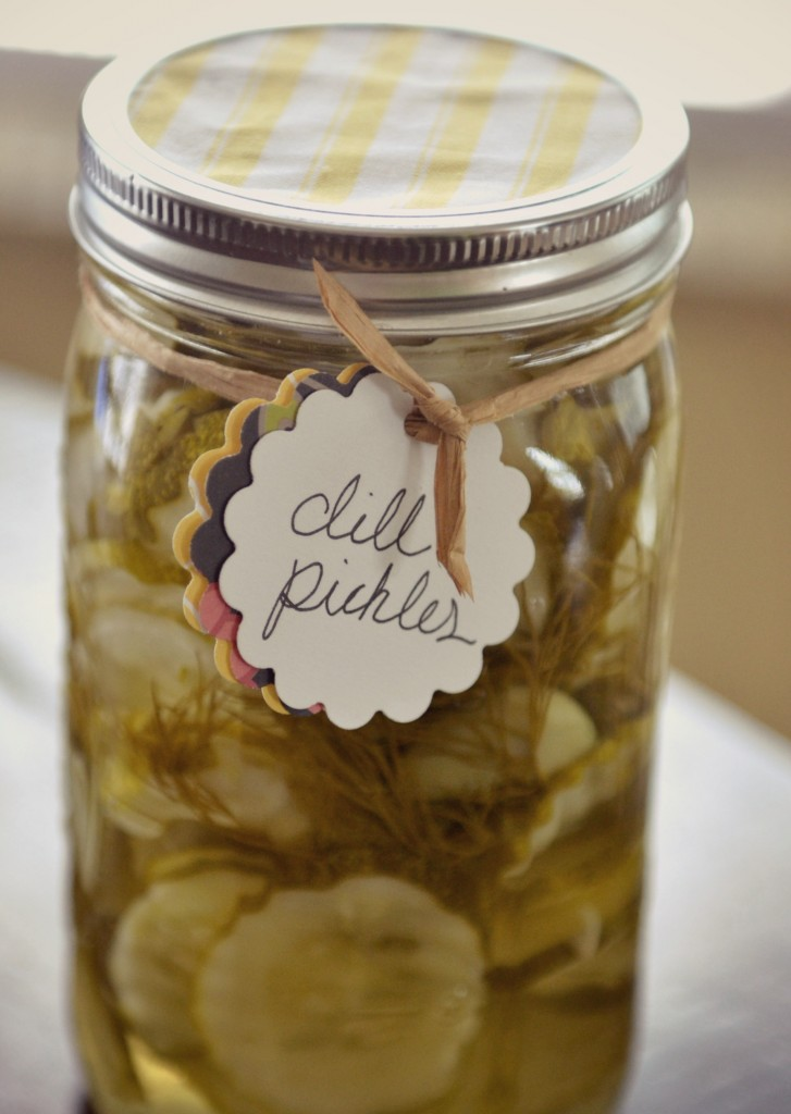 Simple Homemade Pickles Recipe