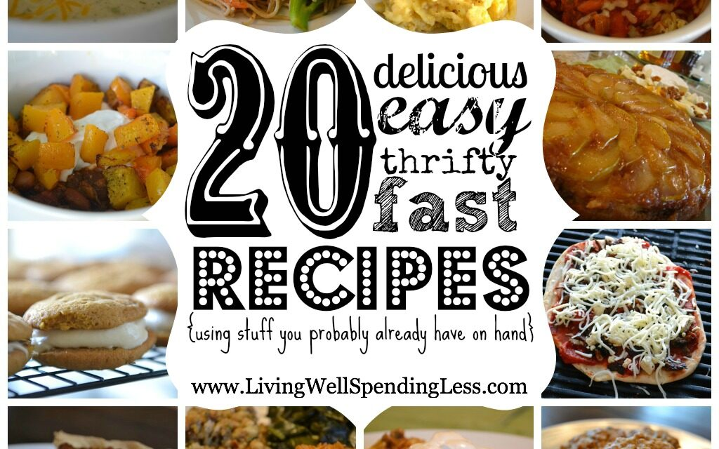 Inspired Meal Ideas {Day 3}