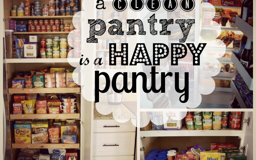 Organize Your Pantry {Day 2}
