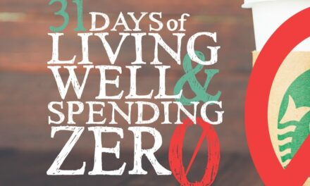 Get Ready for #31daysLWSZ! (Last Minute Challenge Details)