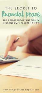 Financial Peace | Saving Inspirations | Saving Tips | Money Management | Financial Freedom | Life Management
