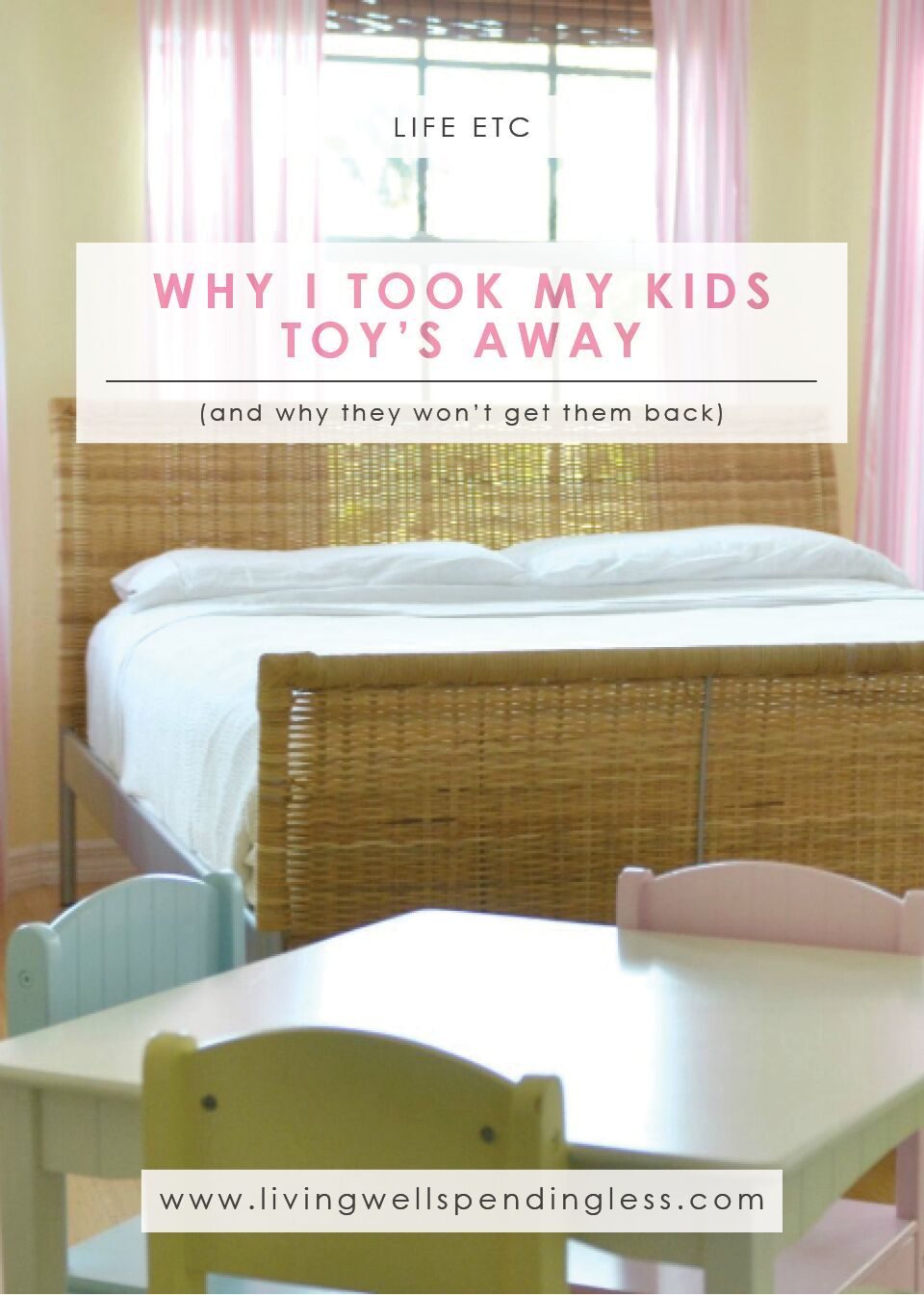 What To Do With Too Many Toys | Behavior Management | Raising Kids |  Disciplining Children