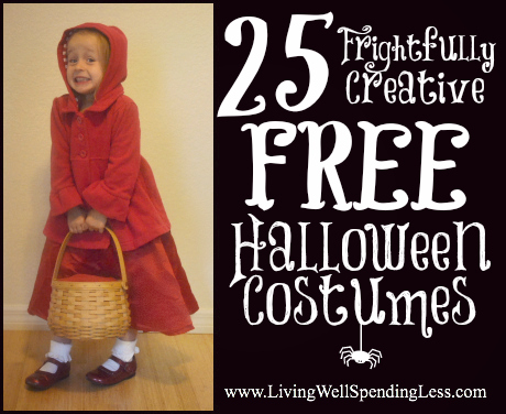 Save  sc 1 st  Living Well Spending Less & Free Halloween Costumes Day 17 - Living Well Spending Less®