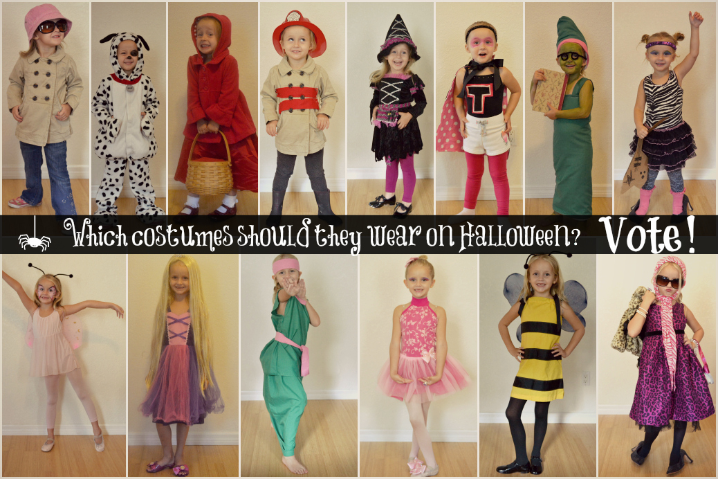 Free Halloween Costumes - Living Well Spending Less®
