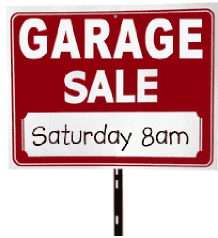 Hosting a garage sale is a big job, but if you're ready to clear the clutter, it may be time.