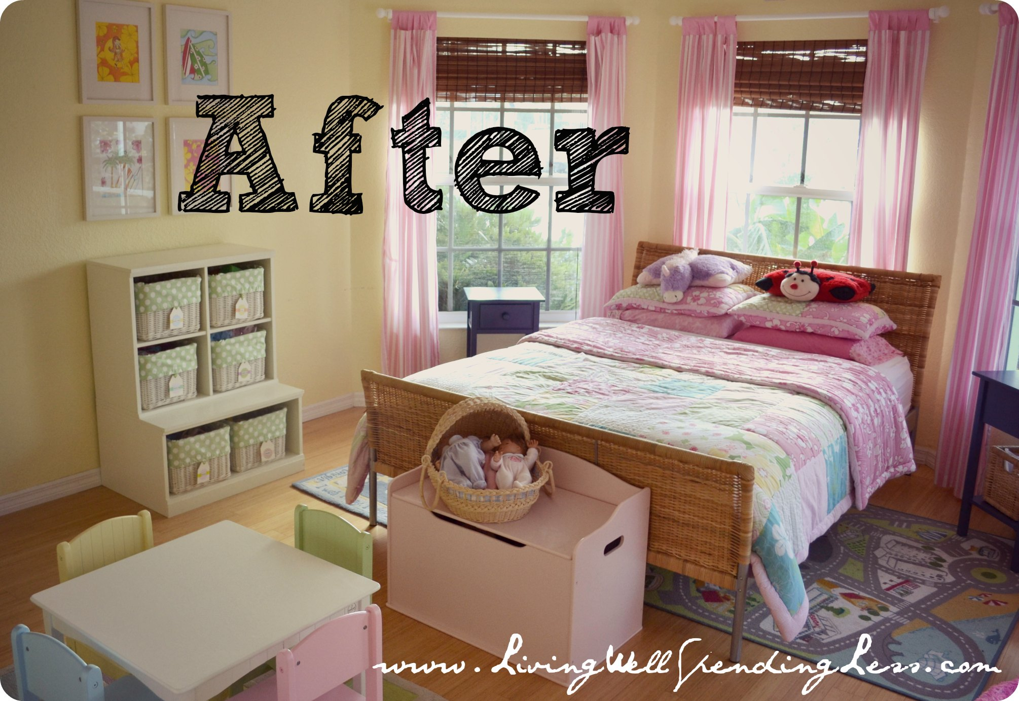 Clean Your Kids Room Day 10 Living Well Spending Less 174