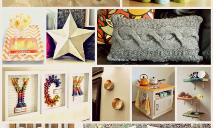 Find New Uses for Old Things {Day 18}
