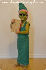 Your kids will have so much fun playing dress-up for Halloween they won't miss an expensive costume.