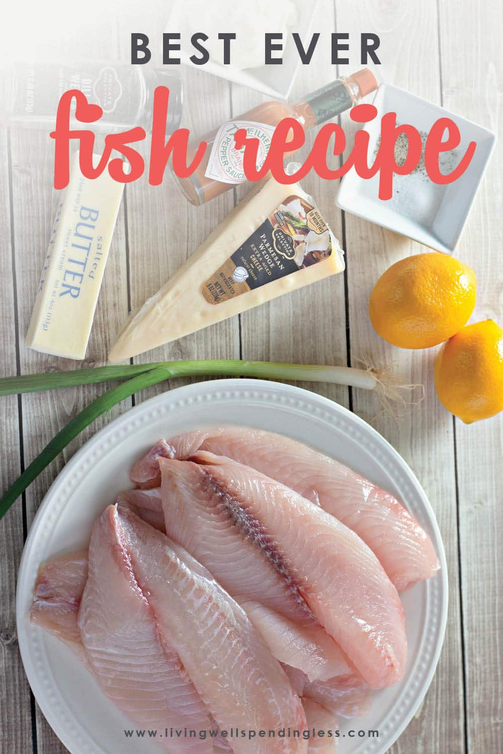 Are you ready to try something new for dinner? This very best fish recipe ever is bursting with savory flavors and is foolproof. Wow your family tonight!