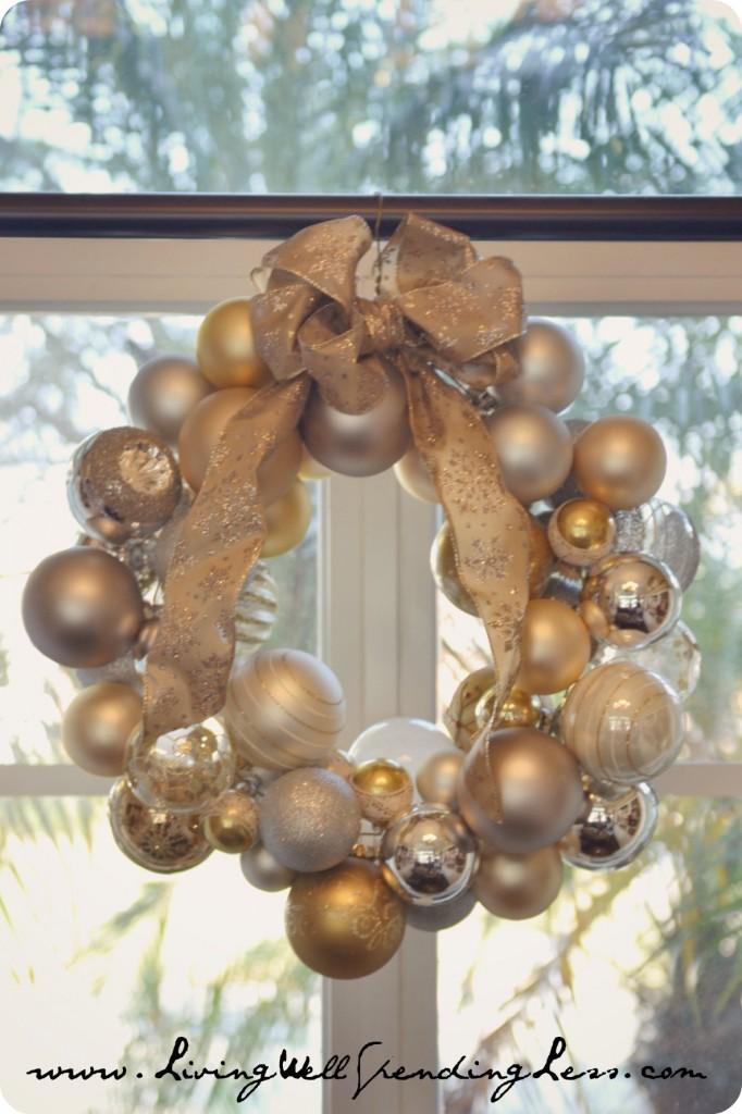 Candy Cake12 Wreath Decore By Martha Stewart Diy
