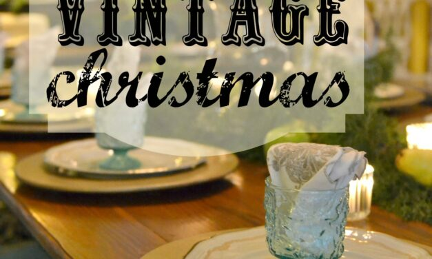 A Naturally Vintage Christmas